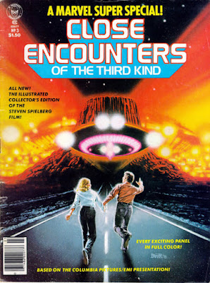 Marvel Super Special, Close Encounters of the 3rd Kind, movie adaptation