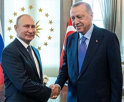 The reason behind the Putin-Erdogan closeness