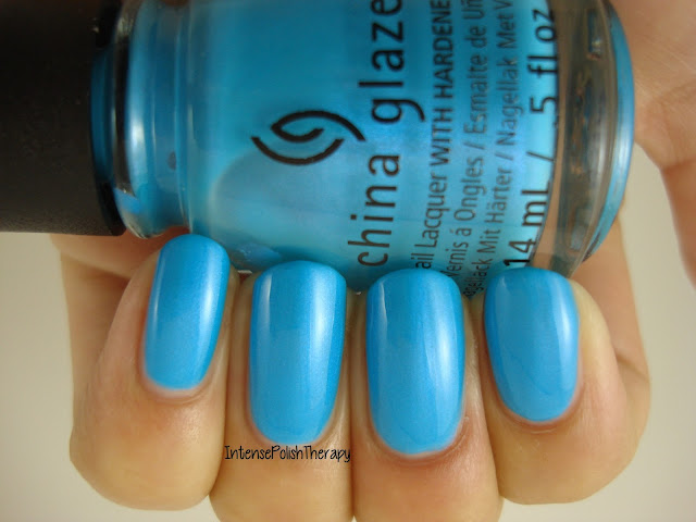 China Glaze - Towel Boy Toy