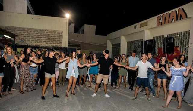 Επιτυχημένη η χοροεσπερίδα του Απόλλωνα