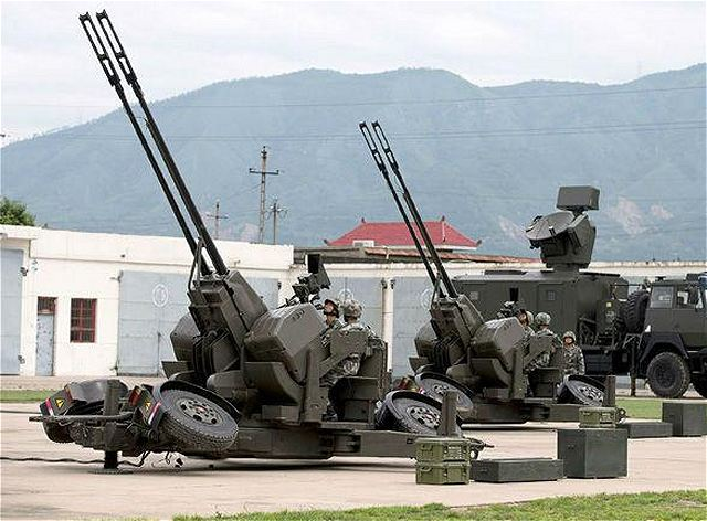 TNI-AU Jajaki Sistem Penangkis Serangan Udara Buatan Tiongkok