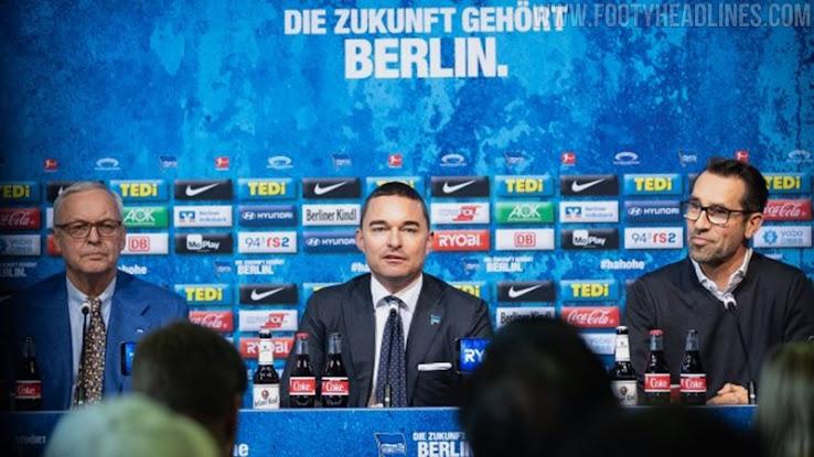 Hertha Bsc Sponsor
