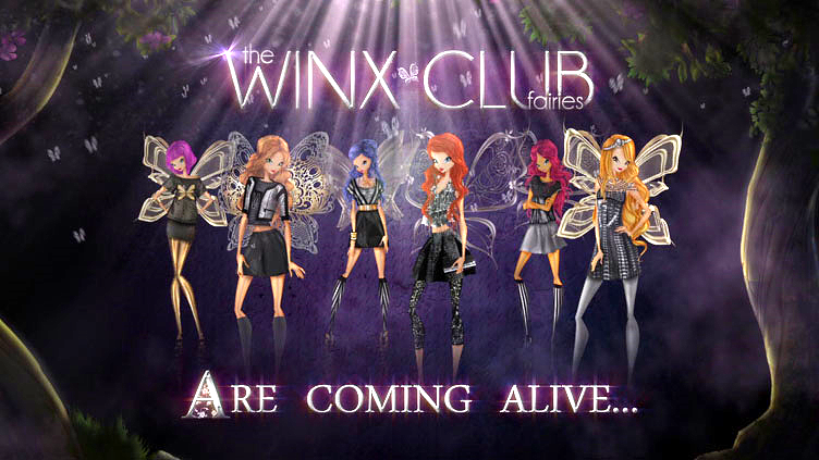 Winx Live Action Fate The Winx Club Saga Winx Club All