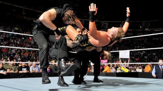 Ami a WWE-ben mid-card, az az AEW-ban világbajnoki összecsapás
