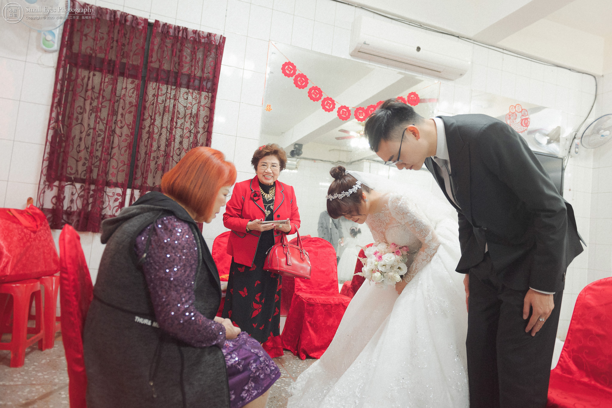 小眼攝影,婚禮攝影,婚禮,婚禮紀錄,婚禮紀實,婚攝,迎娶,傅祐承,新秘瓜瓜,台北,東方文華