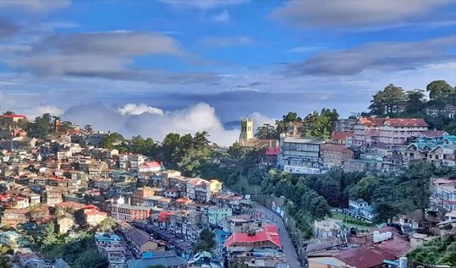 हिमाचल: ऊंची चोटियों पर हुई बर्फ़बारी, जानें सूबे में कबतक साफ़ रहेगा मौसम