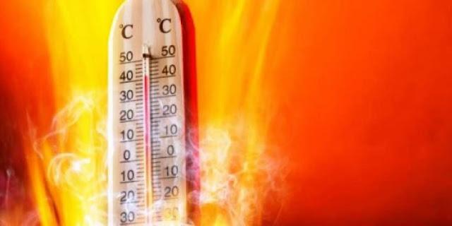 """""""Κάηκε"""" η Αργολίδα: Έφτασε τους 41,7 η θερμοκρασία σήμερα 1/7"""