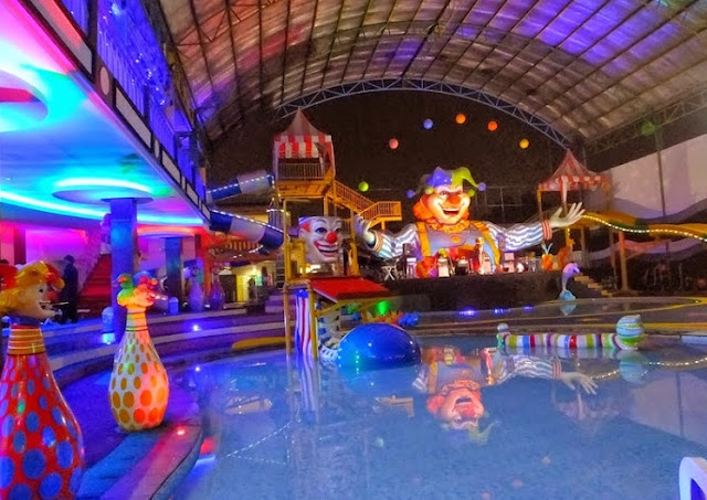 Tiket Masuk Sirkus Waterplay Bekasi Terbaru