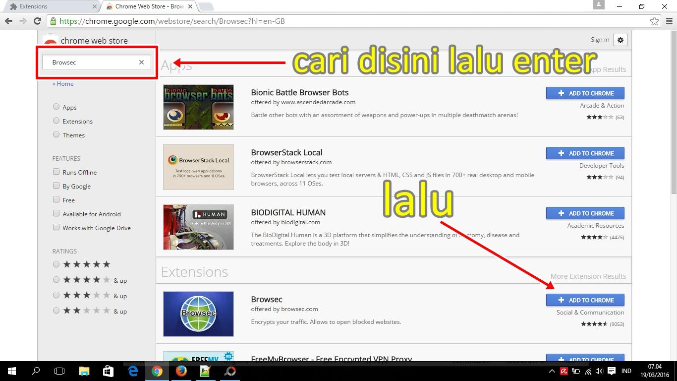 Cara Ampuh Membuka Situs yang Diblokir (100% Ampuh) - Elhasany Software