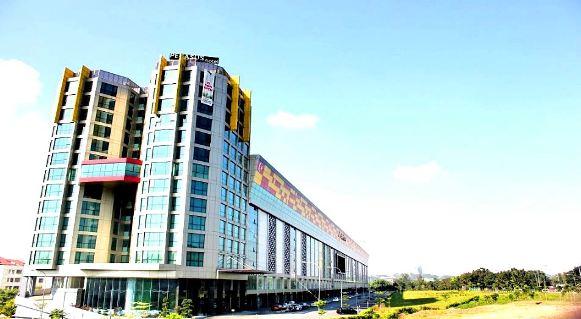 Hotel pegasus shah alam