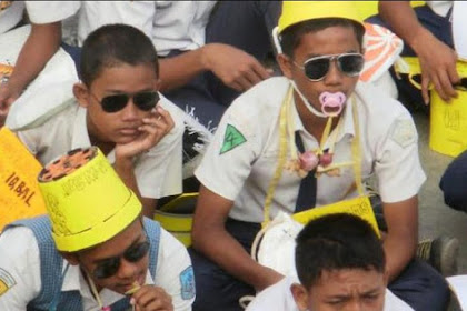 Seorang Siswa SMK Palembang Meninggal Saat Ikut MOS
