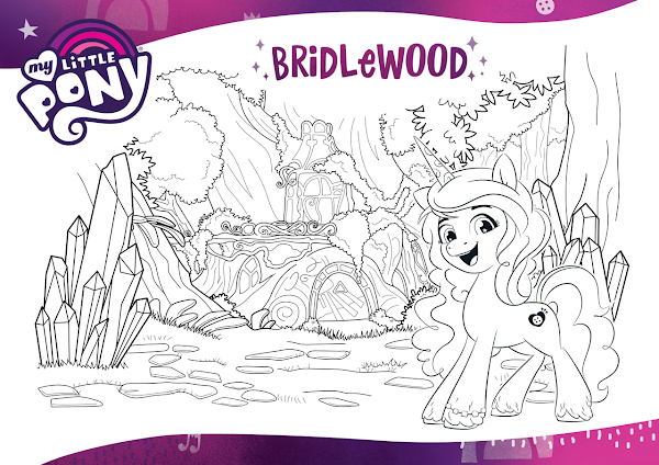 My Little Pony: A New Generation Bridlewood