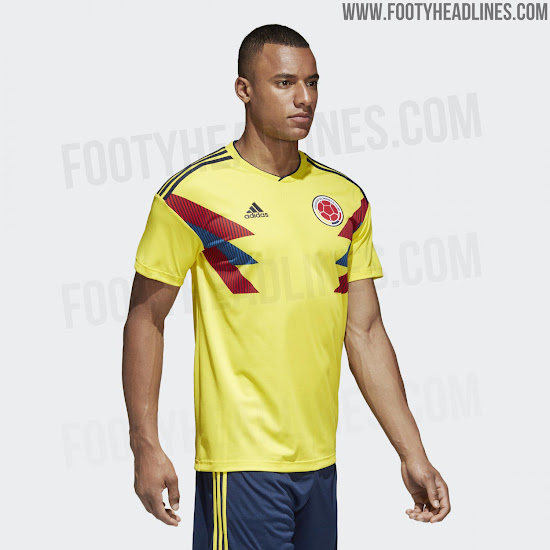 f0b95468f5f The 2018 World Cup will feature the first-ever Adidas football shirts with  Climachill technology