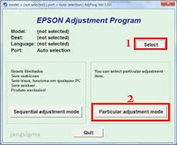 Driver Printer Epson L220 Series Terbaru Support All Windows