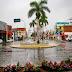 Irecê-BA recebe mais de 10 horas de chuva ininterrupta; previsão é de mais chuva.