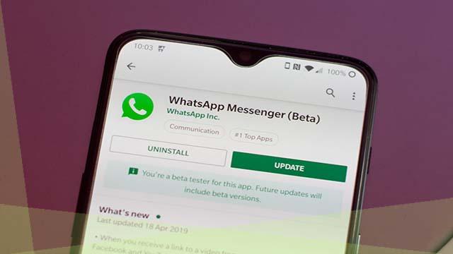 Fitur Baru WhatsApp Messenger yang masih dalam tahap beta