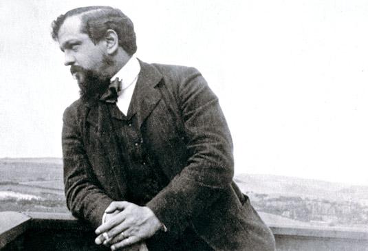 Debussy en la playa