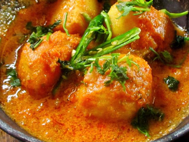 Aloo Dum Recipe images