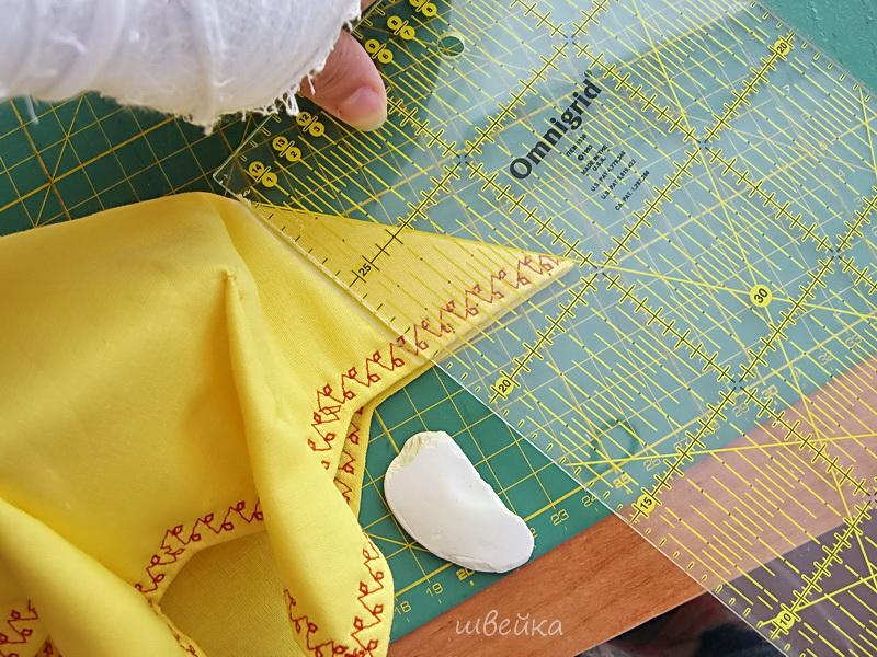 Fabric Basket Pattern & Tutorial