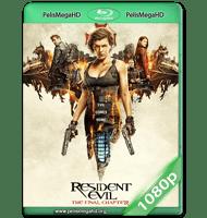 RESIDENT EVIL: EL CAPITULO FINAL (2016) WEB-DL 1080P HD MKV INGLÉS SUBTITULADO