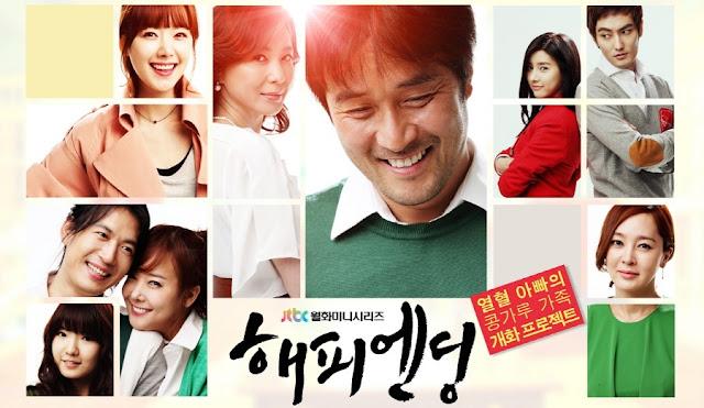Drama coreano Happy Ending: O Caminho do Destino é exibido dublado pela Loading