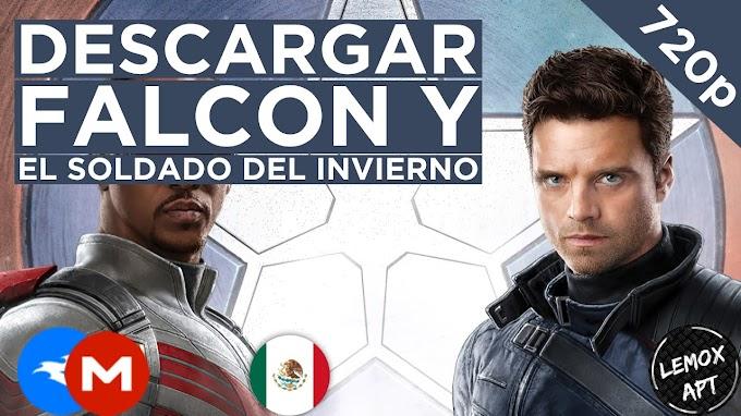 ✅ | DESCARGAR FALCON Y EL SOLDADO DEL INVIERNO (2021) | LATINO |  720P
