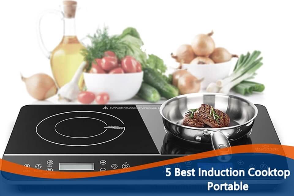 ✔️ 5 Best Induction Cooktop Portable 2021