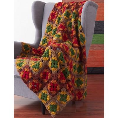 Fiber Flux Awesome Autumn Afghans 16 Free Crochet Patterns