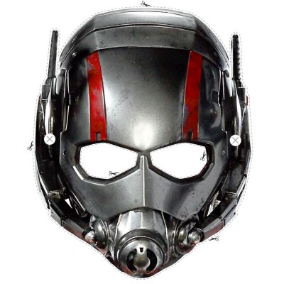 Printable Ant Man Mask