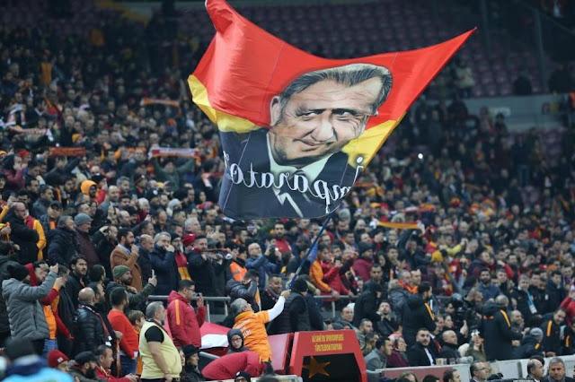 Galatasaray merdivenler nedeniyle PFDK'a sevk edildi!