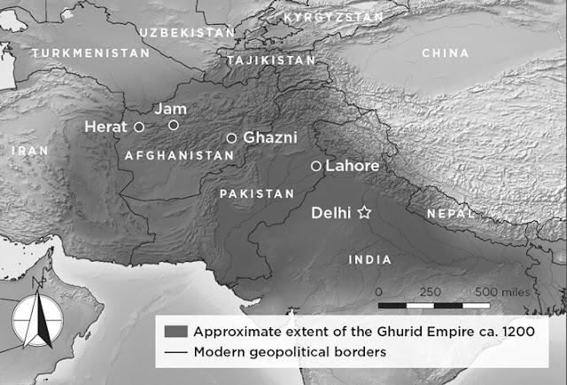kesultanan ghuri, ghuri dynasty, ghury sultanate