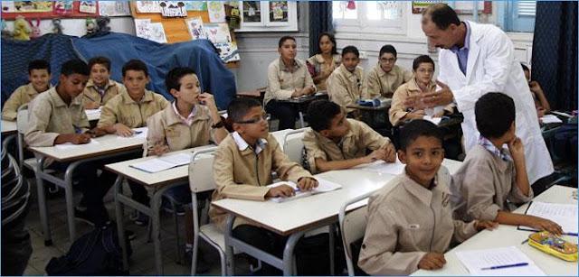 مفهوم الإيقاعات المدرسية و الزمن المدرسي