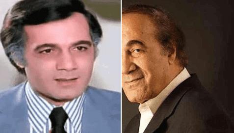 وفاة الفنان  محمود ياسين بعد صراع طويل مع المرض عن 79 عاماً