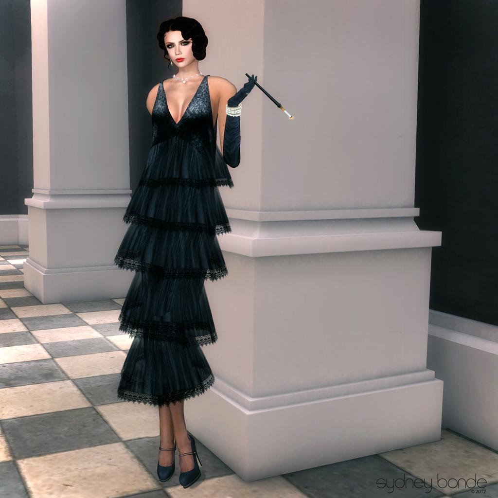 e79d3c7809a The Fashionable Closet  A Vintage Fair 2012 Femme Fatale
