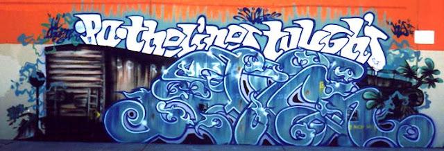 Mesa Graffiti