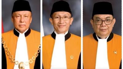 3 Hakim Agung yang Batalkan Kenaikan Iuran BPJS