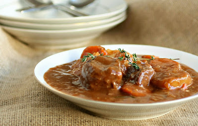Red Wine and Herb Beef Stew