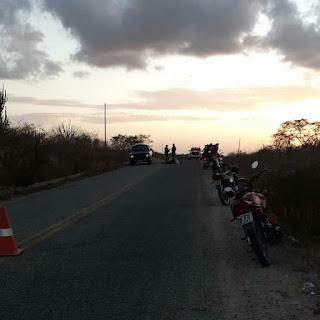 Homem é encontrado morto na BR 133 que dá acesso ao município do Damião