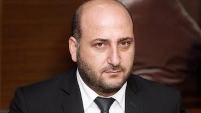 أحمد علي الجباوى القيادى فى المعارضة السورية