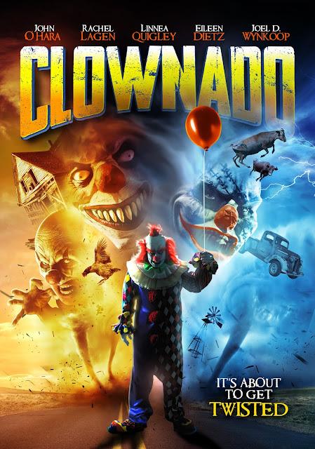 Clownado poster