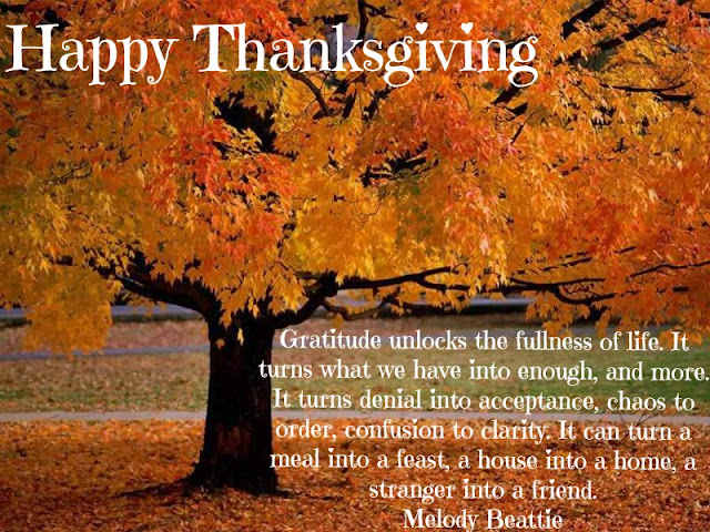 Overcoming With God Happy Thanksgiving 2015