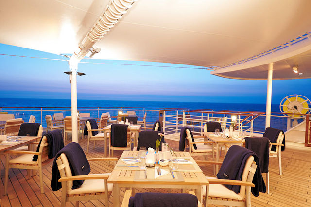 FACELIFTING DER MS EUROPA (C) HL Cruises