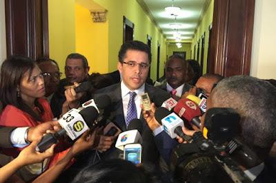 Alcalde  del Distrito Nacional se reune con Danilo Medina