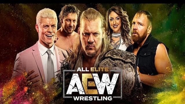 AEW Revolution Main Event Just Announced