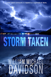 Book Showcase: Storm Taken by William Michael Davidson
