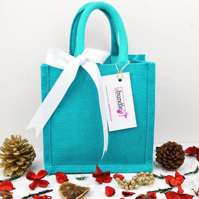 Lovelaughslipstick blog - Christmas Gift Ideas, Bath & Body Pampering Package from A Bundle Of, ABundleOf