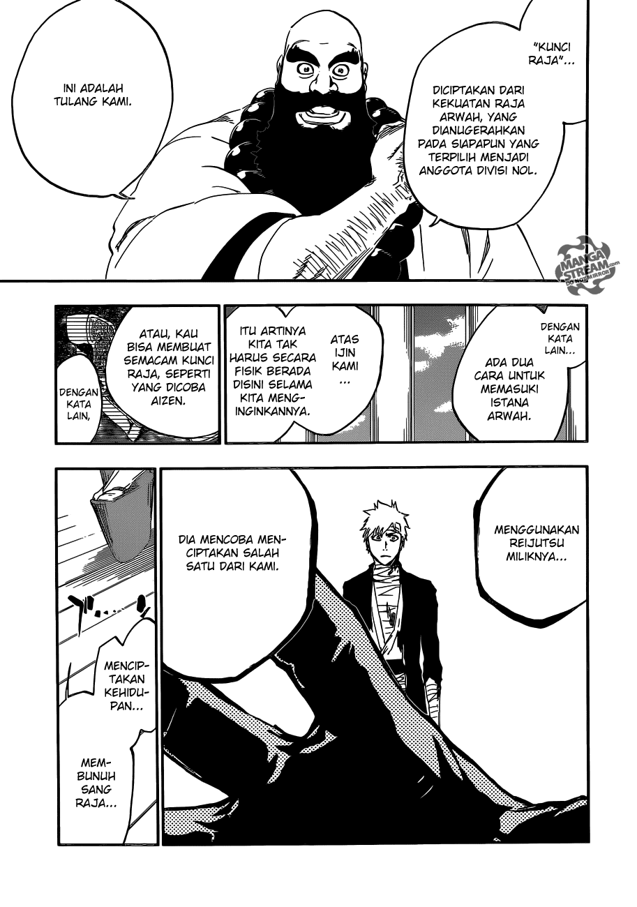 komik bleach terbaru 519 page 4