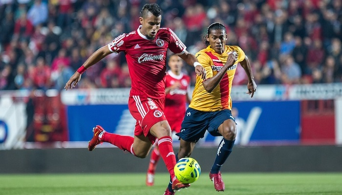 Morelia Vs Tijuana En Cuartos De Final Ida Liga Mx 11