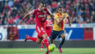 Morelia vs Tijuana en Cuardos de Final Ida, Liga MX