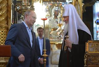 Ρωσικός εκκλησιαστικός επεκτατισμός